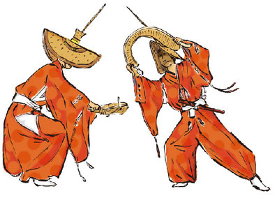 倉敷音楽祭 こきりこ踊り