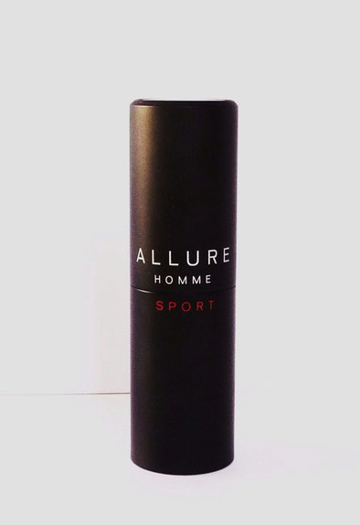 "ALLURE HOMME SPORT - SPRAY DE VOYAGE DIT ""TWIST"" - SPRAY FERME"
