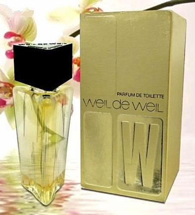 WEIL - WEIL PARFUM DE TOILETTE