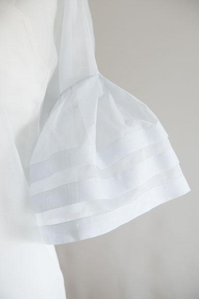 Jennifer Klein Couture Bespoke Evening Gown Silk Abendkleider Seide Couturiere