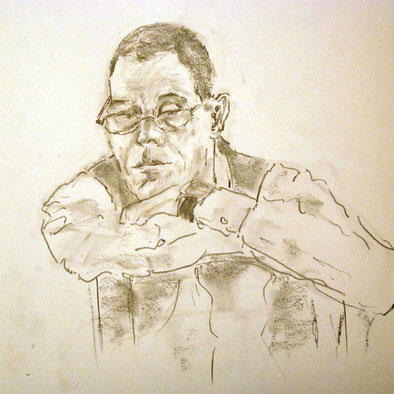 Portrait UV Grafit - 2010