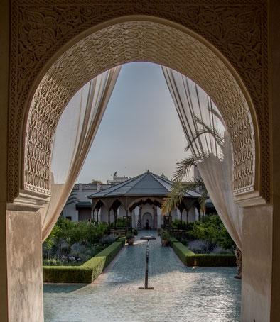 Le Jardin Secret: oasi di pace nella medina