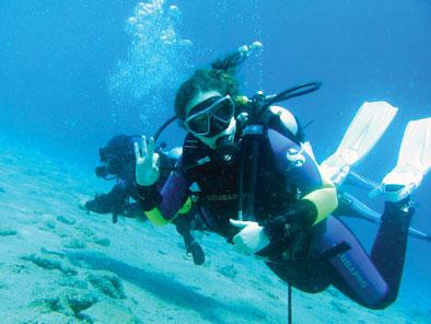 Plongée sous-marine en Corse
