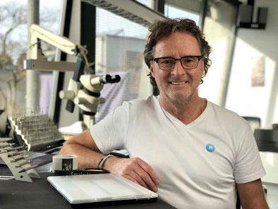 Jan Kaech,  Geschäftsleitung,  eidg. dipl. Zahntechniker
