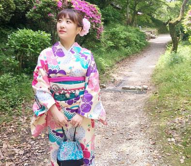 Fukuoka.Rental Kimono