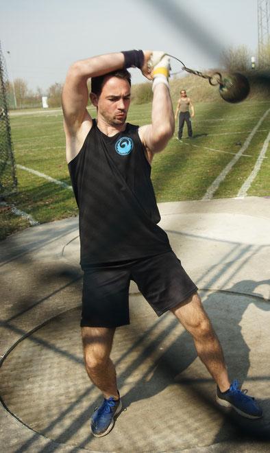 Andreas Schäfer wird immer stärker.