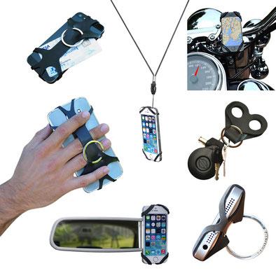 REALflex STRAP Smartphonehalterung