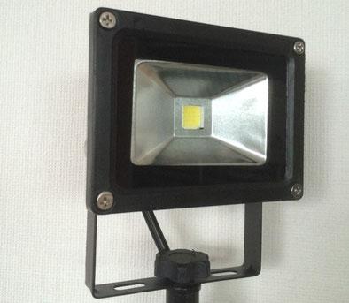 屋外用 ミニLED投光器  10W