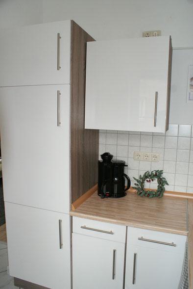 Die Küche haben wir für Sie im Januar 2015 komplett erneuert