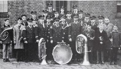 Musikverein Birgden: Mitglieder 1964