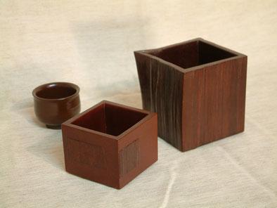 鎌倉彫創作展 2009年升|鎌倉漆工房いいざさ