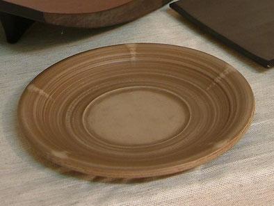 鎌倉彫創作展 2006年挽き目皿|鎌倉漆工房いいざさ