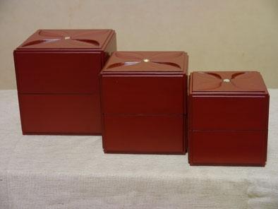 鎌倉彫創作展 2013年13の箱|鎌倉漆工房いいざさ