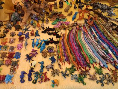 Sandtiere, Schlange, Frosch, Gecko, Schildkröte