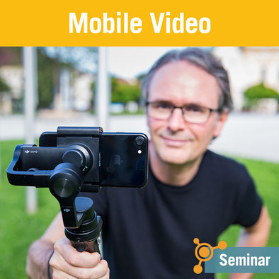 Tourismusakademie – Seminar Mobile Video von Günter Exel