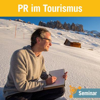 Tourismusakademie – Seminar PR im Tourismus von Günter Exel