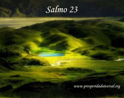 PALABRA VIVA - BIBLIA  - ELR SEÑOR ES MI PASTOR Y NADA ME FALTARÁ - SALMO 23 -