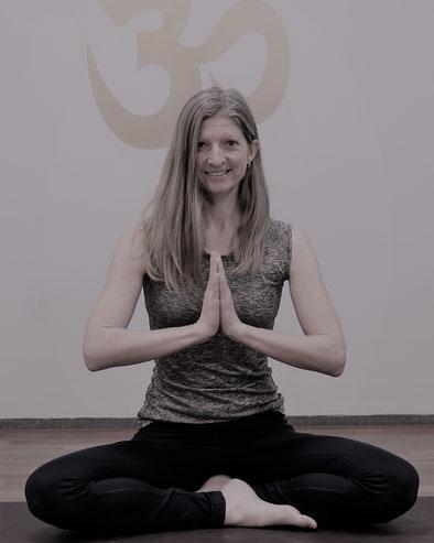 Sabina Raidler, Yogalehrerin