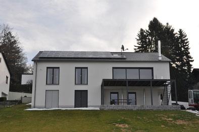 16,92 kWp Mainburg / IBC MonoSol mit SMA