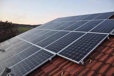 7,2 kWp Schlehdorf / Suntech mit SMA