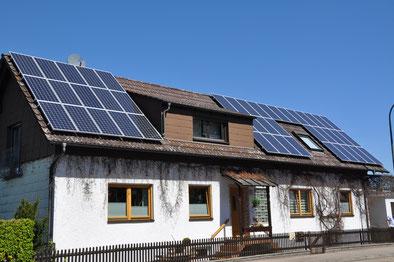 14,235 kWp Karlskron /  IBC MonoSol mit SMA