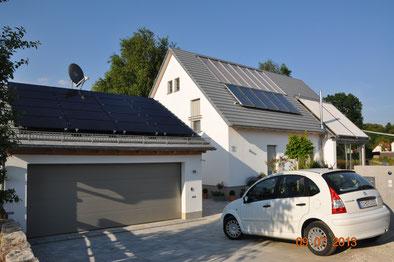 4,00 kWp Dachau / CNPV mit SMA
