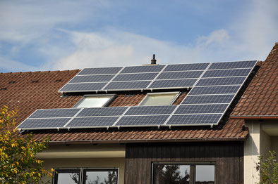 4,29 kWp Ebersberg /  IBC MonoSol mit SMA