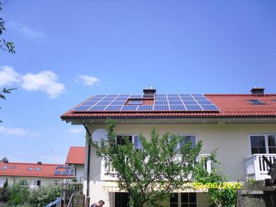 6,24 kWp Zorneding /  IBC MonoSol mit Steca