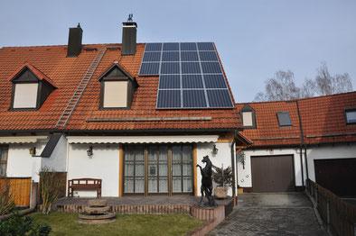 4,335 kWp Röhrmoos / SunClass mit SMA