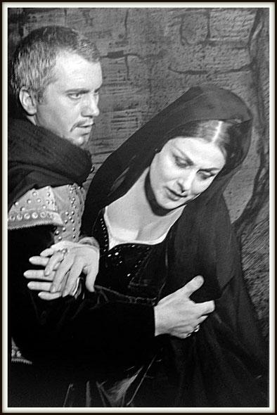 Il Conte di Luna - IL TROVATORE - con Antonietta Stella (Leonora) - Milano Teatro alla Scala 7.12.1962