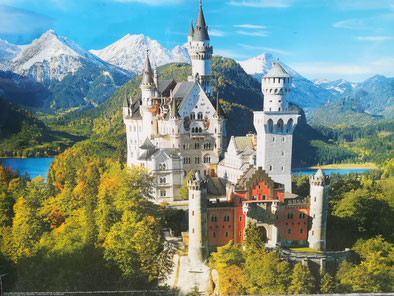 Renta a bike full day from 7;30am to 20:00pm from Fussen Center to Neuschwanstein and Hohenschwangau.incl free.city map and  all Information and interesting bike paths incl.boarderAustria and lech fall.     Price:10€