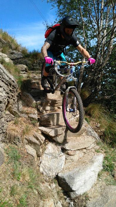 mountainbike fahrtechnikkurs