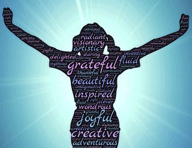 Positive Emotionen erzeugen positive Gedanken.