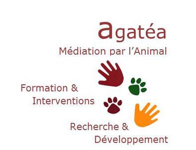 Cathia Villa Hérault - Intervenante en médiation animale et Formatrice Membre du Réseau Pédagogique Institut Agatéa