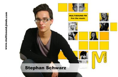 Stephan Schwarz Autogrammkarte