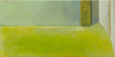 o.T. 1990 (139) Ölfarbe 48 x 96 cm