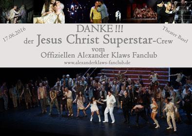Fotos: © Theater Basel (oben) und Hanne Schmidt (unten)