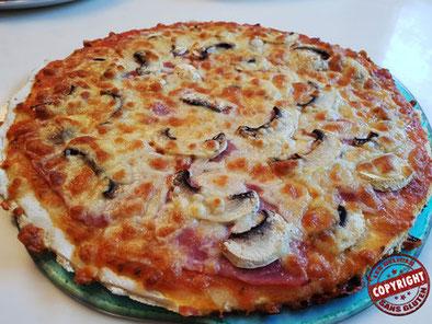 recette pizza sans GLO