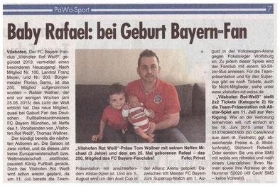 Passauer Woche   10. Juni 2015