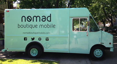 Nomad Boutique mobile