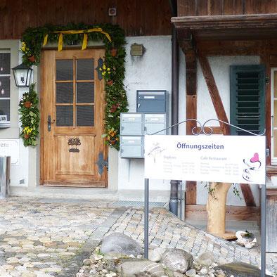 Café Restaurant Töpferei - Dekofoto Kontakt