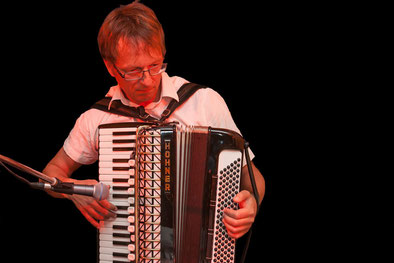 Heinz Augustin Piano Akkordeon
