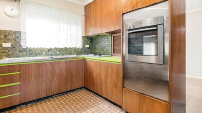 Complete kitchen renovation before