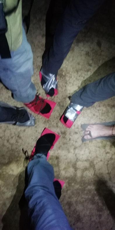 El calzado