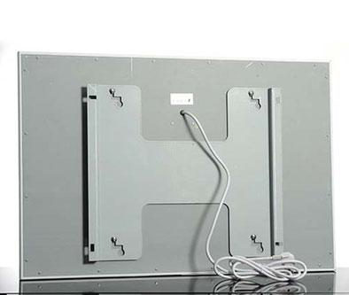 Deckenhalterung für Infrarotheizplatte Standard