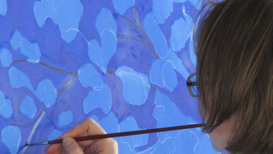 Ildiko Terebesi - Atelier für Malerei & Graphik