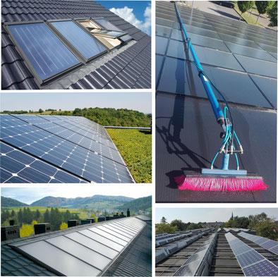 PV und Solaranlagen, Säubern Pflegen Reinigen Dachdecker Coesfeld