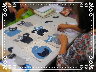Lulu Coquelicot - Magasin de tissus à Romorantin, Sologne, Loir-et-Cher - Les ateliers créatifs patchwork, couture, tricot, dentelle...