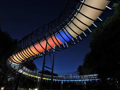 Slinky Brücke II