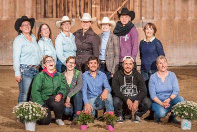 Das Show Organisatoren Team der Big 3 Spring Show 2017 in Fehraltdorf CH
